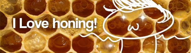 honing!